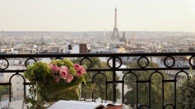 Terrass Hotel, en París.